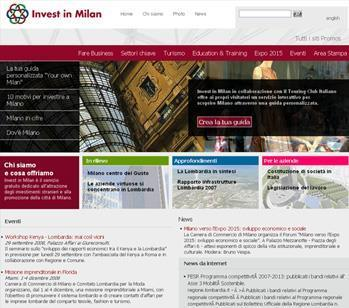 Invest in Milan