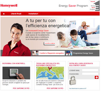 Honeywell Energy Saver
